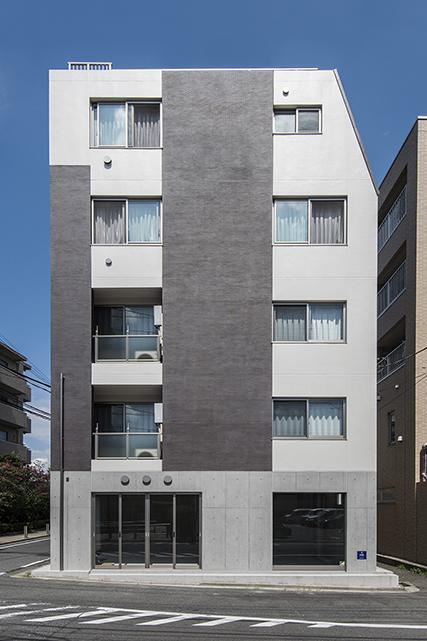 RC住宅(鉄筋コンクリート)を東...